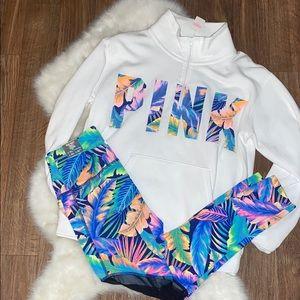 Pink 🌴 tropical set